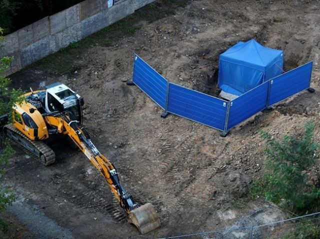 Unexploded WW-II bomb found in Frankfurt, 65000 residents evacuated