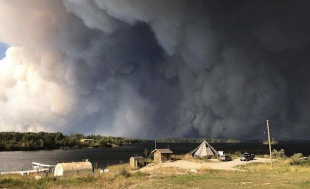 Wasagamack First Nation evacuation ends as people prepare to return