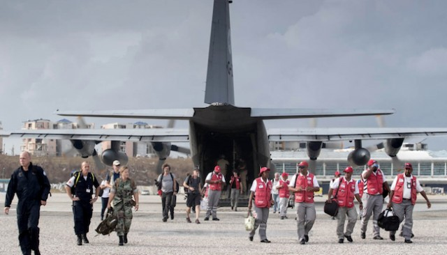 WestJet sending plane to St. Maarten to rescue stranded Canadians