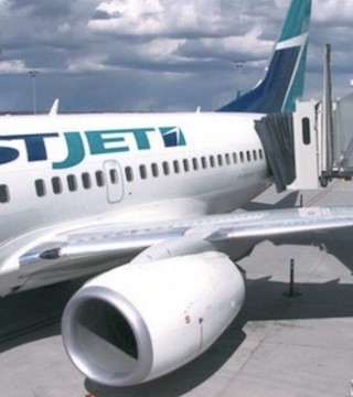 WestJet is getting ready to receive its first Boeing Dreamliner 787