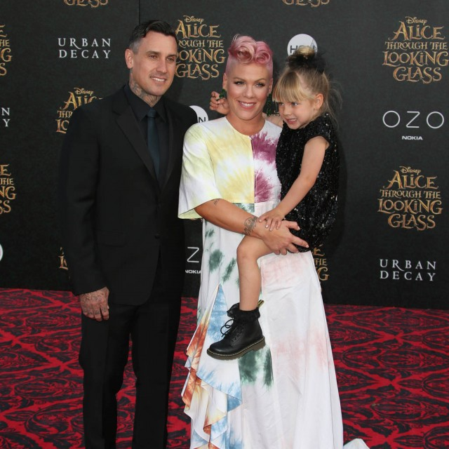 Pink Criticizes People Who Shame Mothers That Breastfeed In Public