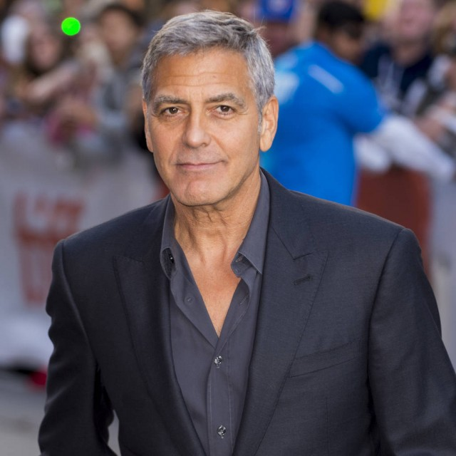 George Clooney: 'I cry four times a day with tiredness'