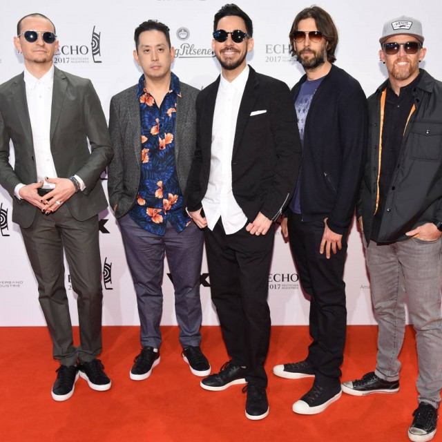 Linkin Park announce Chester Bennington tribute show