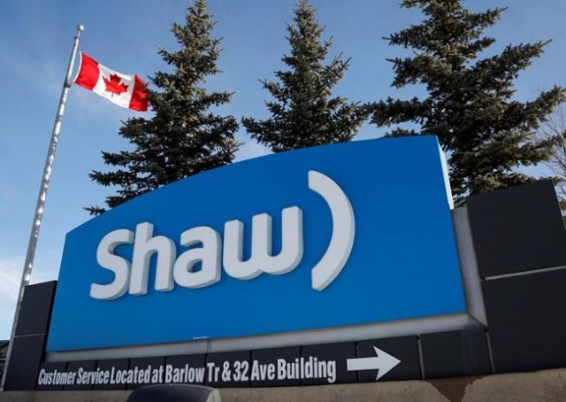 Shaw Communications -2.3% as Q1 falls short