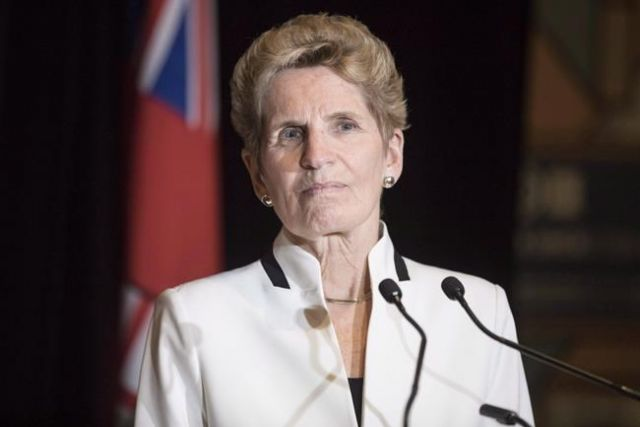 Tim Hortons franchisees bully employees: Wynne