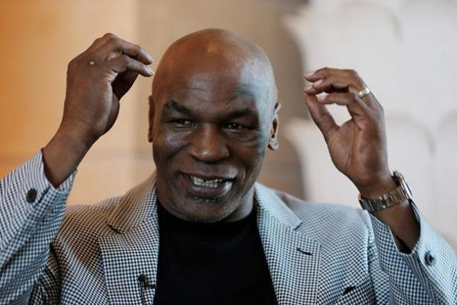 Mike Tyson to open 40-acre marijuana resort in California
