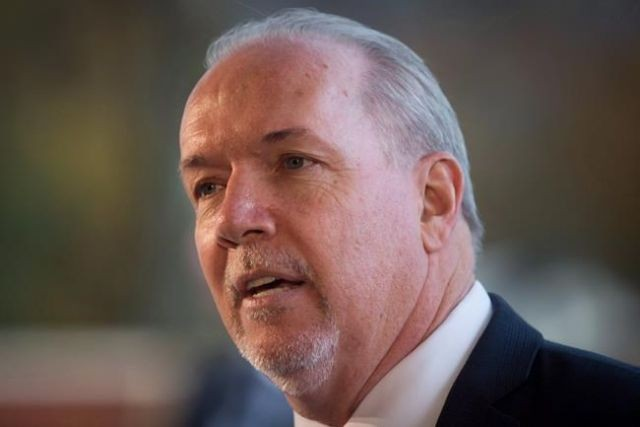 Premier John Horgan's brother passes away