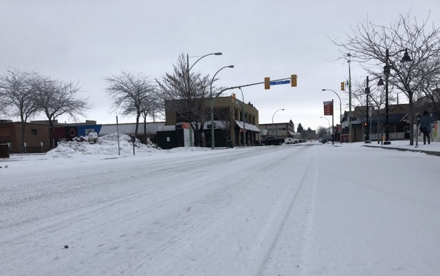 Plenty more snow expected for the Okanagan