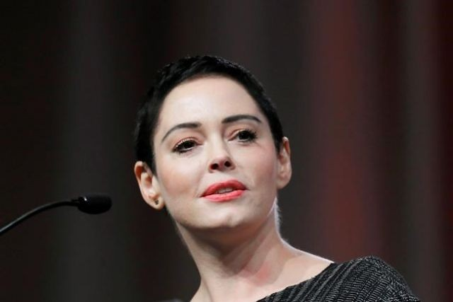 Rose McGowan details 'rape' by Harvey Weinstein in her memoirs