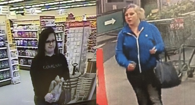 Kamloops RCMP searching for woman using counterfeit USA bills