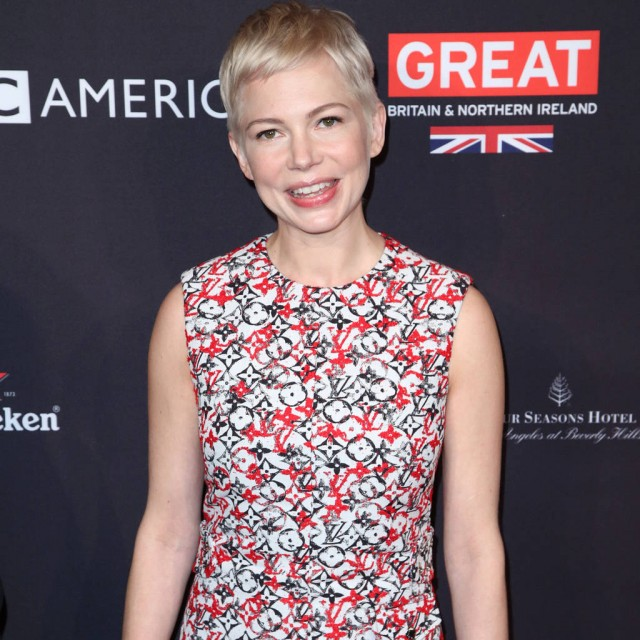 Actress Michelle Williams Is Engaged