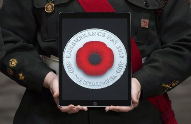 Royal Canadian Legion Poppy Campaign underway