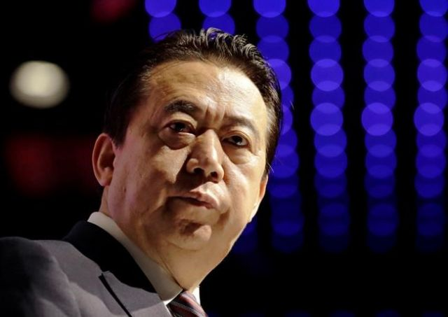 China claims missing Interpol head was corrupt