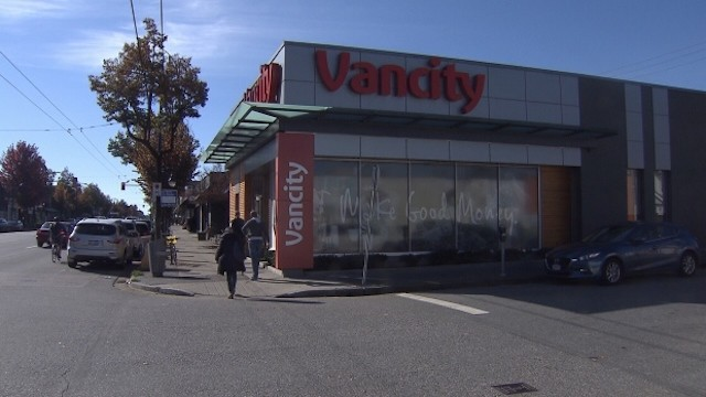 Image Vancity Outage Credit Union