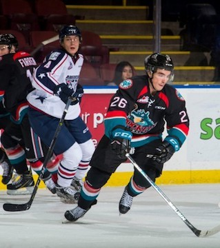 The Rockets play back-to-back in Victoria this weekend then head back to coast for Sunday tilt vs Giants.