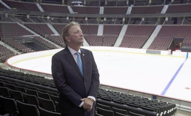 Ottawa Senators owner Eugene Melnyk suing partner over 'failed' downtown arena bid