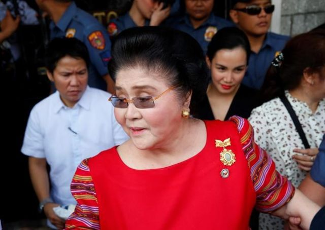Marcos Convicted Of Graft World News Castanet Net