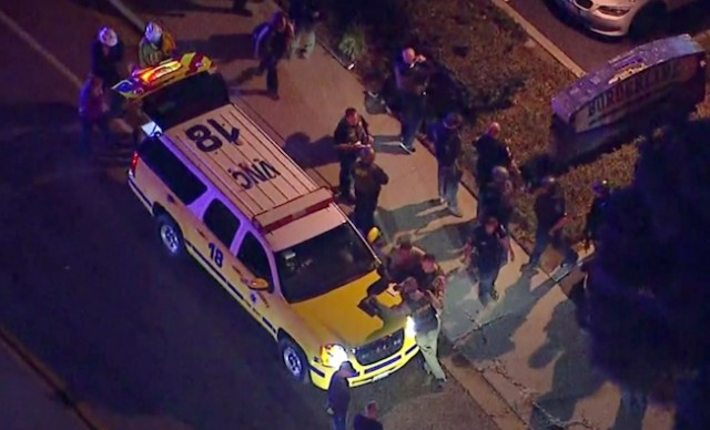 12 killed in shooting at California bar packed with college students