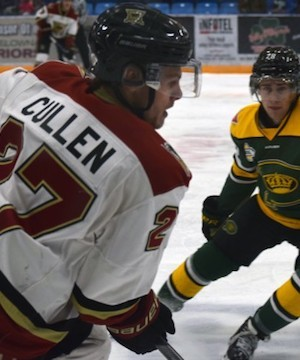 The West Kelowna Warriors are currently on a seven-game win streak.