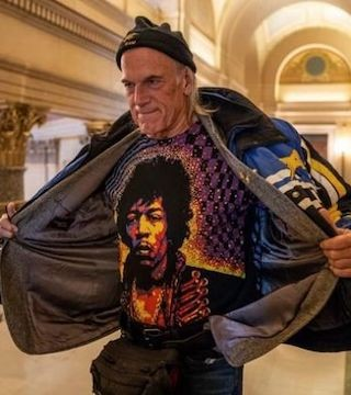 Former Minnesota governor, Jesse 'The Body' Ventura says state is missing out on pot revenue.