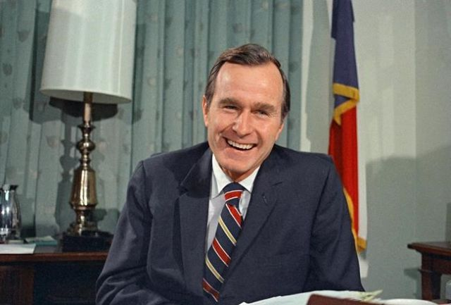 W. Bush, the 41st United States president, dies