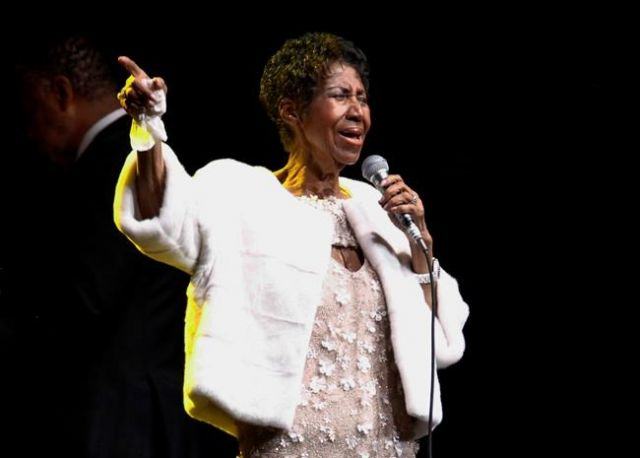 IRS claims Aretha Franklin's estate owes $6 million in back taxes
