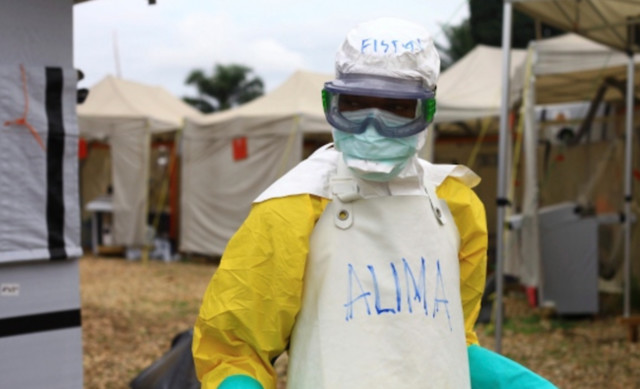 `Miracle' baby survives Ebola outbreak