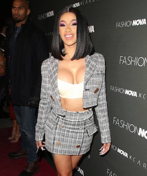 Performer Cardi B and husband Offset have split after just a year of marriage.
