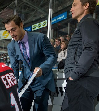 For the second time this season, the Kelowna Rockets have parted ways with one of their coaches.