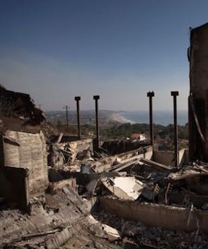 Insurance claims and cleanup costs for California wildfires expected to break records.
