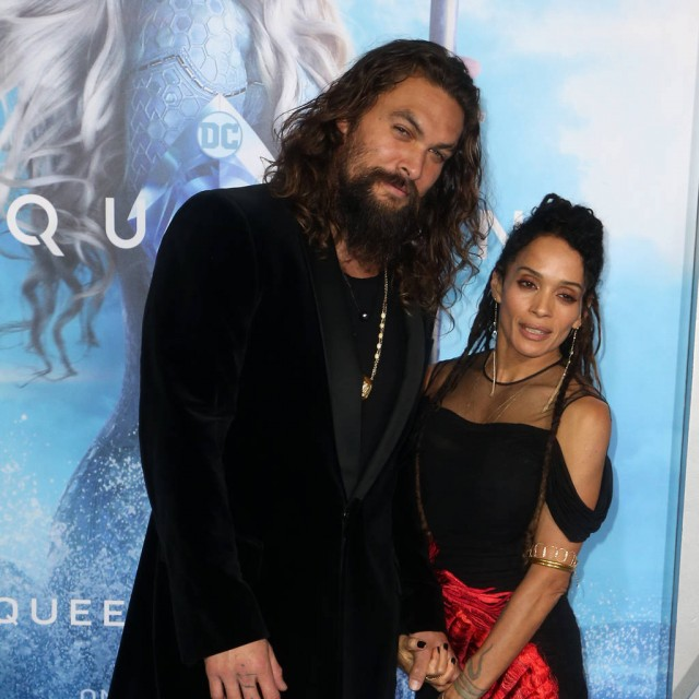 Momoa Geeks Out Over Duff