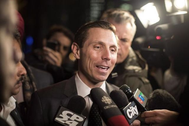 Patrick Brown ends bid to reclaim former job
