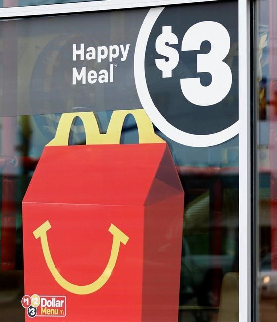 Can a Happy Meal really be 'healthy'? McDonald's is trying