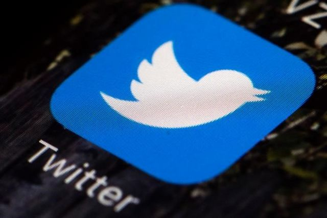 Twitter makes its first profit as advertising sales rise