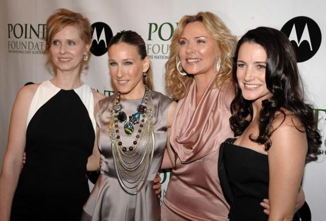 Kim Cattrall Just Went After Sarah Jessica Parker *So* Hard