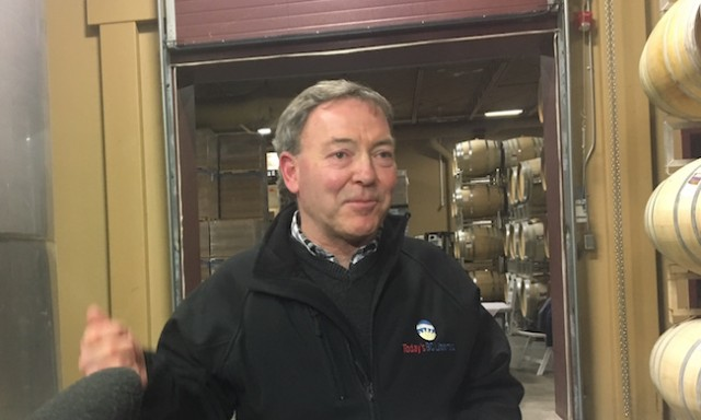 BC Liberals' Ben Stewart secures early lead in Kelowna-West byelection