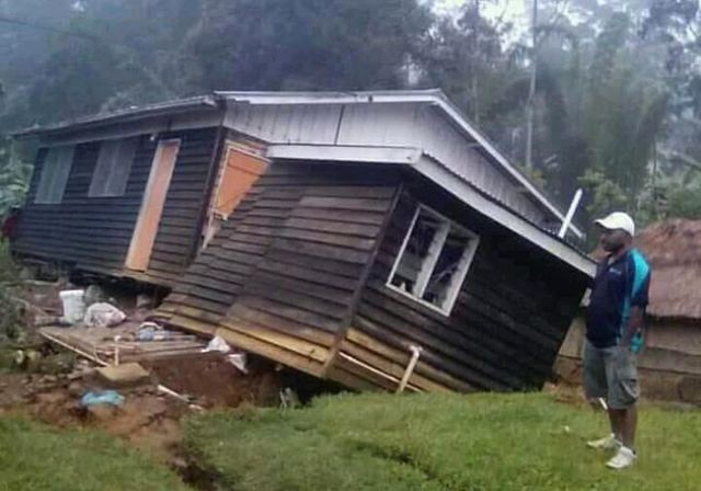 At least 15 killed in Papua New Guinea earthquake, governor says