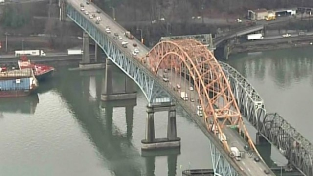 $1.377-billion bridge to replace aging Pattullo Bridge
