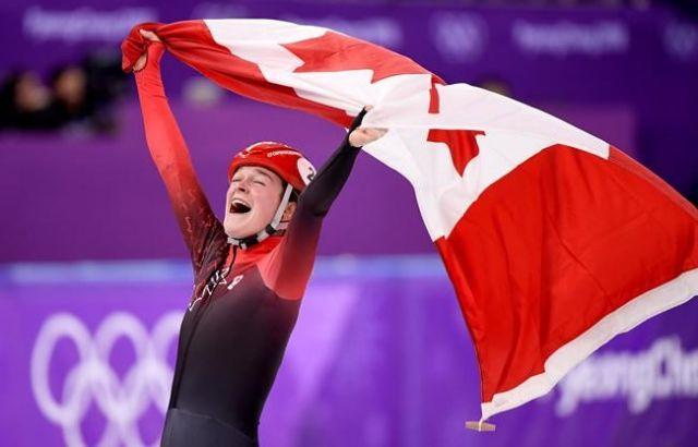 Winter Olympics 2018: Short track speedskater Boutin wins second bronze