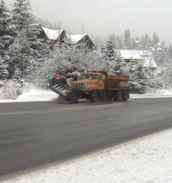 Whistler's incentive program offers free public transit in the hope drivers stay off treacherous roadways.