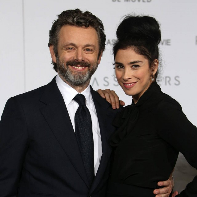 Sarah Silverman, Michael Sheen break up