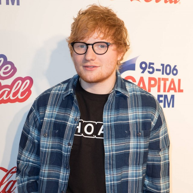 Ed Sheeran *not* secretly married