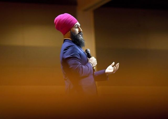 Canadian Sikh Leader Cornered Over Ties with Khalistan Supporters