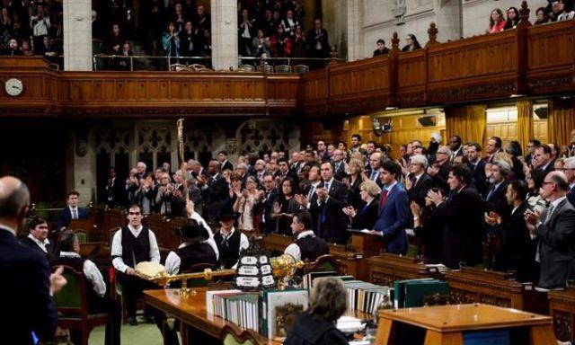Justin Trudeau exonerates Tsilhqot'in chiefs hanged in 1864 'Chilcotin War'