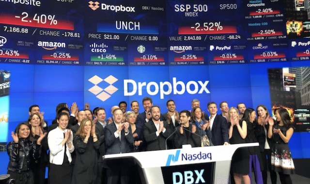 Dropbox CMO on Life After IPO