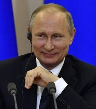 Russia voted and Vladimir Putin will see another six years of power.