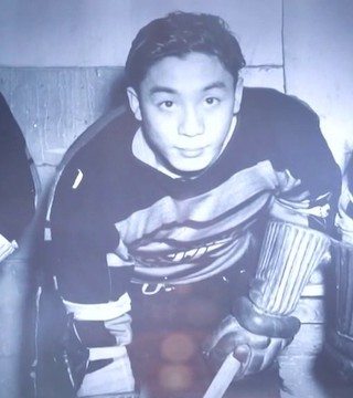 Vernon-born Larry Kwong, the first NHL player of Asian-descent, has passed away at the age of 94.