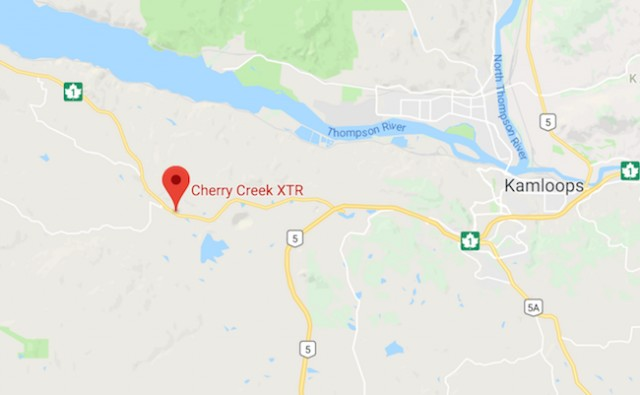 Head-on crash claims a life, closes Trans Canada Highway near Cherry Creek
