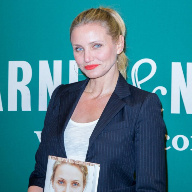 Relax! Cameron Diaz Is Not Bidding Bye To The World Of Acting