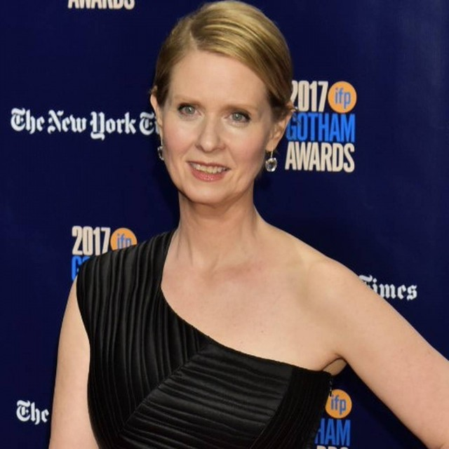 Sex and the City star Cynthia Nixon joins NY governor race